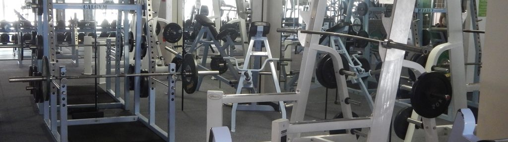 darwin gym equipment