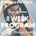 8 Week Program Starting Feb 18th, 2019